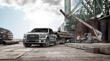 All the specs on the new 2015 F-150's! | Mikes Auto News | Scoop.it