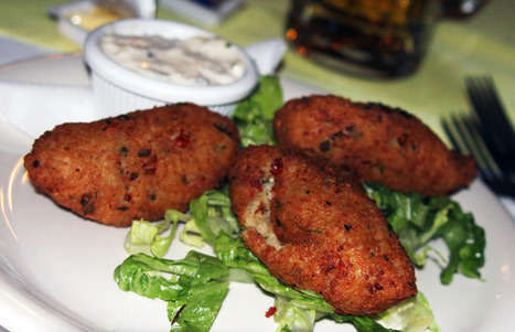 Conch Fritters from Ambergris Caye, Belize   Belize in Social Media   Scoop.it