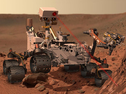 Rovers Are From Mars: How Curiosity Is Killing It On Twitter | Learning, Teaching & Leading Today | Scoop.it