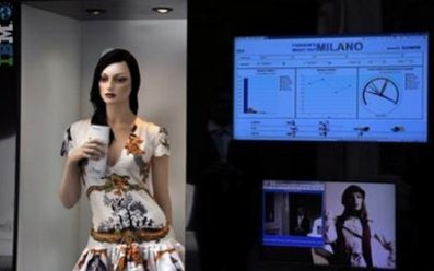 The Dummies Have Eyes: Store Mannequins Spy on Shoppers | Business Transformation | Scoop.it