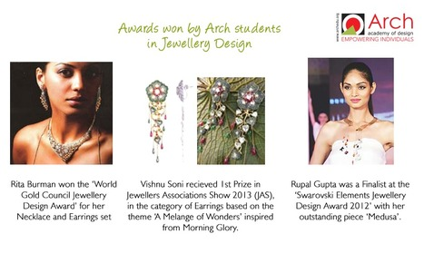 Celebrate these victories with us! | Jewellery Design Courses | Scoop.it