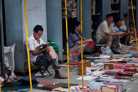 Une librairie ouverte 24h/24 à Beijing   Librairie 2.0   Scoop.it