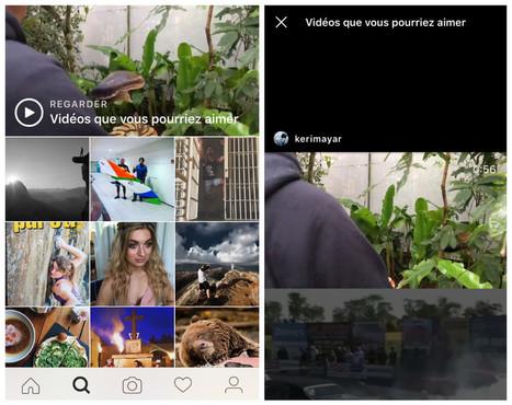 Instagram : lancement de chaînes vidéos personnalisées | Actualité Social Media : blogs & réseaux sociaux | Scoop.it