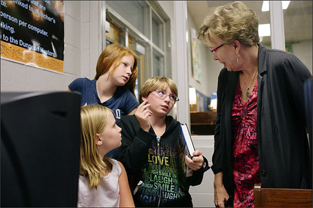 Common Core Thrusts Librarians Into Leadership Role | School Librarian As Building Leader | Scoop.it
