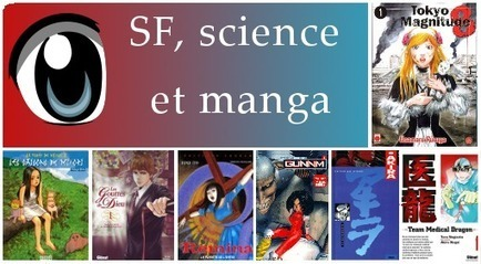 SF, science et manga | Library & Information Science | Scoop.it