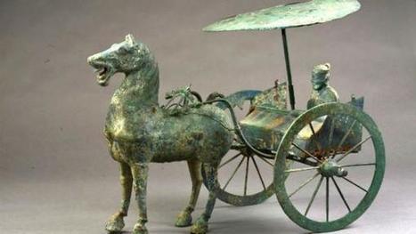 Les «Splendeurs des Han» au musée Guimet - RFI   Tourisme veille info   Scoop.it