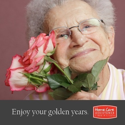 6 Tips to Help Your Senior Age Well | Home Care Assistance of West Texas | Scoop.it