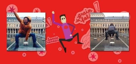 Haribo lance un concours insolite vous proposant de faire du Air Poney avec Vine et Instagram | L'équitation | Scoop.it