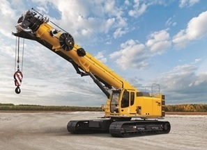 Manitowoc partners with Sennebogen, introduces Grove GHC telescoping crawler crane series | Cranes & Hoists | Scoop.it