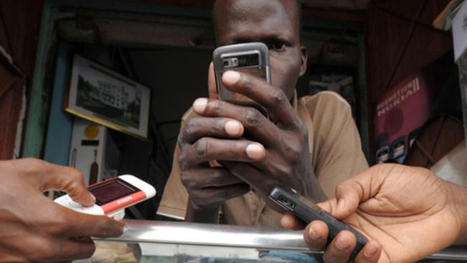 What Africa's poor are reading on their phones —trah lah lah romance is top | Librarysoul | Scoop.it