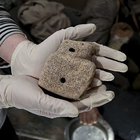5,000 year old human figurine rediscovered in Orkney | Histoire et Archéologie | Scoop.it