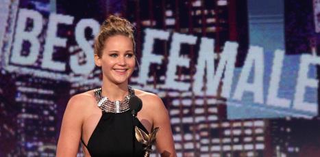 Jennifer Lawrence premorena | Filmodeer | Scoop.it