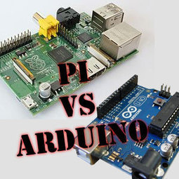 Arduino vs Raspberry Pi: Which Is The Mini Computer For You? | makeuseof | Into the Driver's Seat | Scoop.it