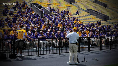 In Focus: Event Management - LSUsports.net - The Official Web Site ... | Sports Facility Management.4240009 | Scoop.it
