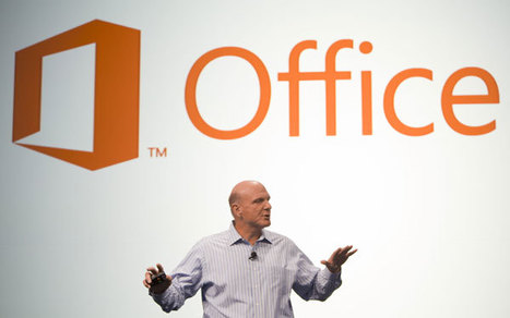 Microsoft Reveals Pricing for Office 2013 | Cotés' Tech | Scoop.it