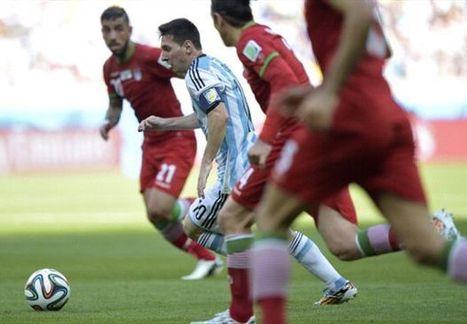 Hitzfeld: No special plans for Messi - Goal.com | Iberasports | Scoop.it