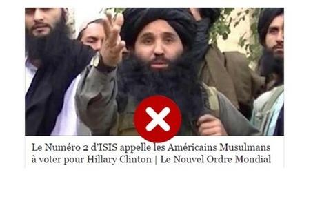 La fausse histoire du «numéro2 de Daech» qui appelle à voter pour Hillary Clinton | digitalcuration | Scoop.it
