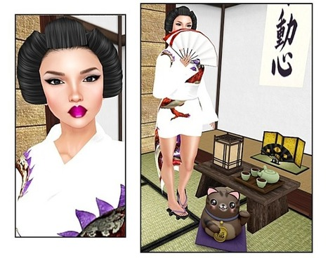 SL Freebie Addiction: Way of Tea | Finding SL Freebies | Scoop.it