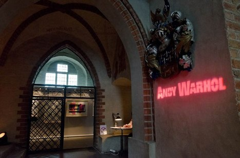 Warhol's electric chairs adorn medieval Finnish church | The Art Newspaper | Finland | Scoop.it