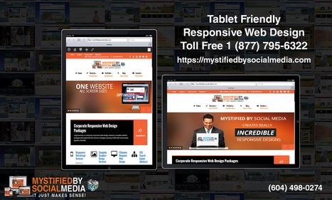 Why Your Business Needs a Responsive Website - | Affordable Website Design Services For Small Business | Scoop.it