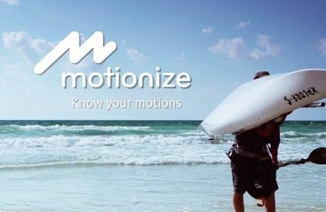 Motionize Is Your Own Personal Kayak Coach | Sport innovation | Scoop.it