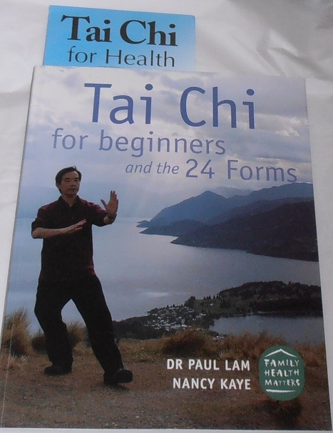 Tai Chi for Beginners and the 24 Forms Book free shiiping & gift bag | Tai Chi | Scoop.it