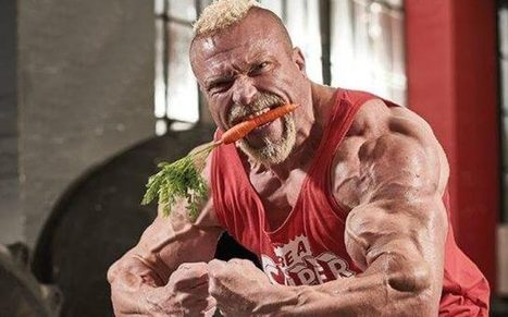 Is eating vegan the key to superhuman strength? | Nutrient Dense foods | Scoop.it