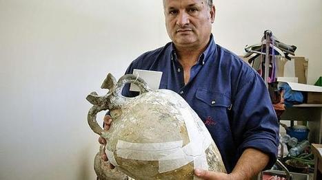 Descubren ante la costa albanesa una nave con ánforas africanas e hispanas   Mundo Clásico   Scoop.it