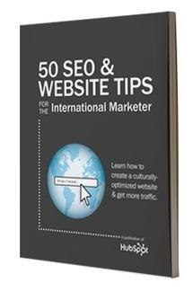 Free Ebook: 50 International SEO & Website Tips | SEO-S | Scoop.it