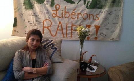 Du Québec, Ensaf Haidar se bat pour son mari, le blogueur saoudien Raïf Badawi | Femmes en mouvement | Scoop.it