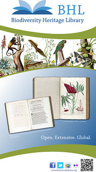 Biodiversity Heritage Library: BHL and EOL at ALA Midwinter 2012! | Garden Libraries | Scoop.it
