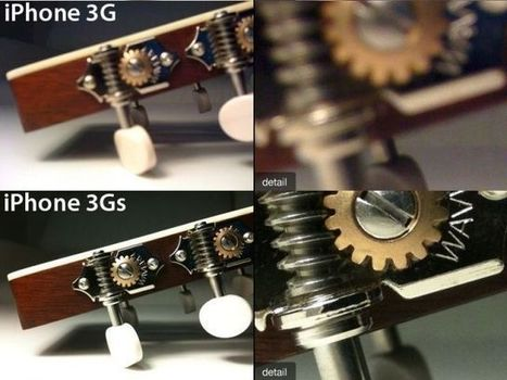 Here's How Much The iPhone Camera Has Improved And The Images To Prove It | Macwidgets..some mac news clips | Scoop.it