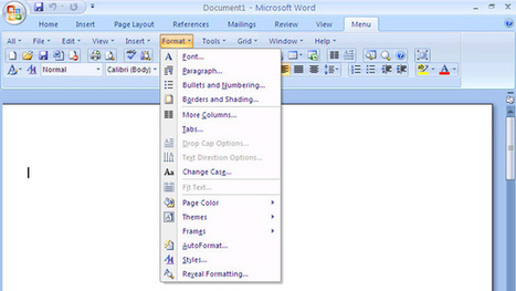 Cheat Sheet: 10 Tips and Tricks for Microsoft Word | Microsoft Word Training | Scoop.it