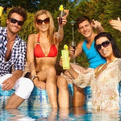 How to Host the Perfect Pool Party | Cool Outdoor Furniture | Scoop.it