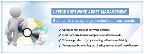 Get rid of software license compliance issues with asset management tool | Software Asset Management | Scoop.it