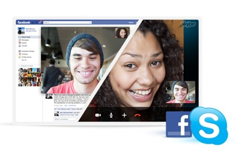Skype desktop app now makes Facebook video calls | Entrepreneurship, Innovation | Scoop.it