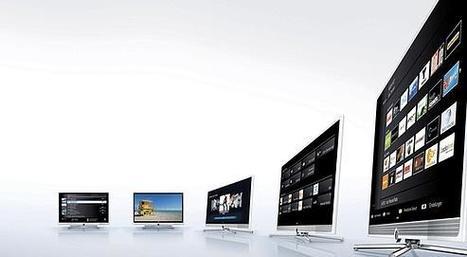 Le Figaro - High-Tech : La TV interactive arrive en France   HbbTV   Scoop.it