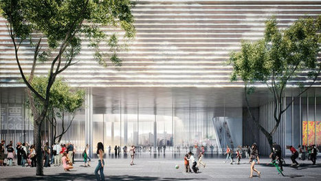 Architecture goes underground at Herzog & de Meuron's M+ museum in Hong Kong   Architecture   Agenda   Phaidon   Loveable Architecture   Scoop.it