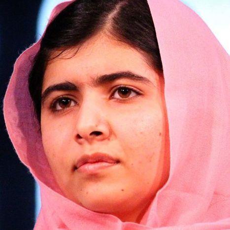 Pakistani schoolgirl Malala Yousafzai wins top human rights prize | Radical Compassion | Scoop.it