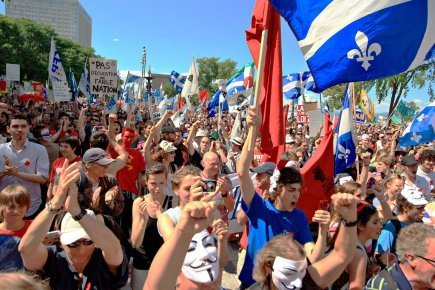 Des étudiants des quatre coins du globe préparent une grève mondiale | Samuel Auger | Éducation | # Uzac chien  indigné | Scoop.it