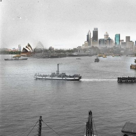 Australian transitions 1914-2014: Digital montages of a changing nation | Year 12 Geography | Scoop.it