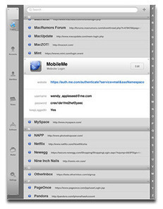 1Password for iOS Improves Database Security - The Mac Observer | Edutechification | Scoop.it