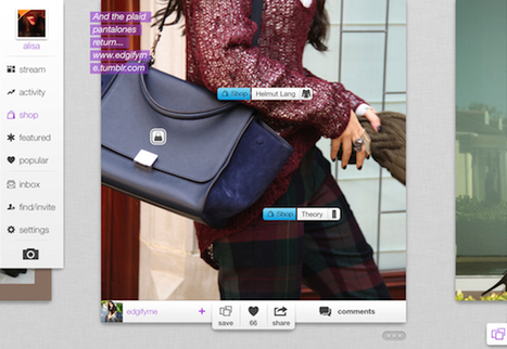 Fashion 2.0 | The Next Chapter of Content and Commerce Integration - The Business of Fashion | Fashion, Style, Trends, Retail, Shopping, & Other Inspirations | Scoop.it