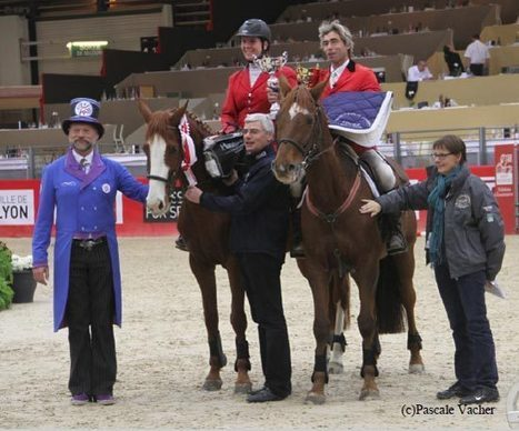 Handisport Equita'Lyon : la grande finale du circuit national de saut d'obstacles | Cheval et sport | Scoop.it