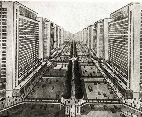 10 Failed Utopian Cities That Influenced the Future | Urbanized | Scoop.it