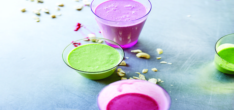 A Kale Smoothie That Tastes Like Ice Cream | Nutrition Today | Scoop.it