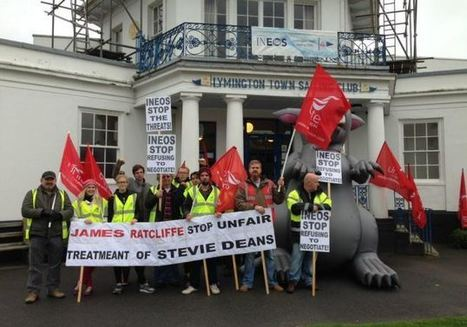 UniteTheUnion thugs targeted over 60 firms, family homes, hotels, and even a charity fun run ! | Race & Crime UK | Scoop.it