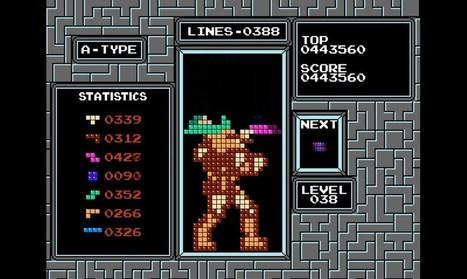 Un algorithme qui dessine sous Tetris | Zakstudio | Scoop.it