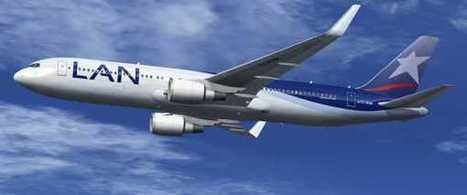 FS2004/FSX - LAN Airlines Boeing 767-300ER | Airplanes | Scoop.it