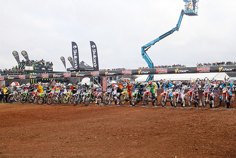 Dates, locations and Supplementary regulations for 2013 ASX released - Fullnoise | motocross!!! | Scoop.it
